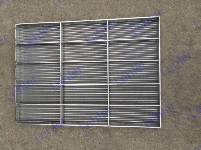 Stainless Steel Catalyst Support Grid For Reducing Blinding / Pegging